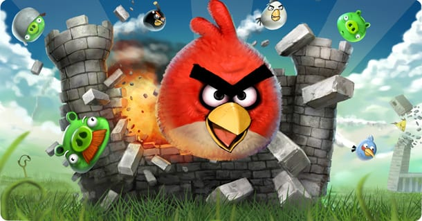 Lessons learned from Angry Birds